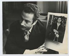 """""""Salvatore Giuliano"""", Frank Wolff Vintage silver print Tirage argentique  20"""