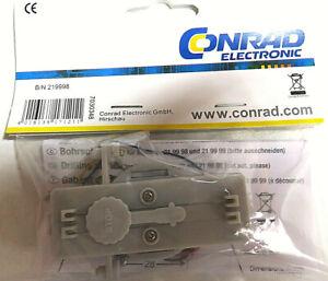 Weichenantrieb mit Endabschaltung Spur H0 OVP Conrad 219998
