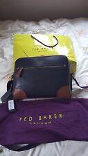 Ted Baker Canvas Messenger/Shoulder Bags for Men