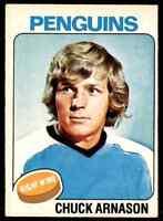 1975-76 O-Pee-Chee Chuck Arnason #57