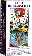Tarot De MARSEILLE CAMOIN JODOROWSKY - Avec livret  (Carte - Cards - Divination)