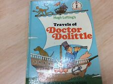 Travels of Doctor Dolittle by Al Perkins for Beginning Readers #915
