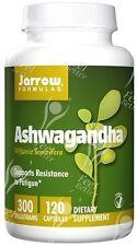 Jarrow Formulas Ashwagandha patentierte Rezeptur vegetarisch 120 Kapseln