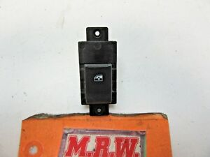 WINDOW SWITCH RIGHT FRONT LEFT REAR PASSENGER BACK DRIVER GLASS LIFT BUTTON OEM