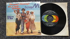 Boney M. - Hooray! Hooray! It's a holi-holiday 7'' Single PROMO SPAIN