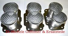 40 Dcnf , 42 Carburatore Weber 3x Imbuto di Riempimento Scarico con Piastra,