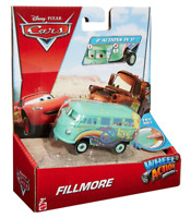 Disney Pixar Cars Wheel Action Drivers Fillmore Vehicle