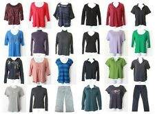 24 Pc Womens Clothing LOT Tops Shirts Bottoms Sweaters M L Pre-owned CK Gap