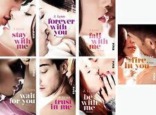 wait for you Serie J Lynnbe with me trust in me stay with me  fall with me