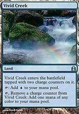 2x Torrente Iridescente - Vivid Creek MTG MAGIC Com Ita