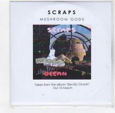 (FE228) Scraps, Mushroom Gods - 2013 DJ CD