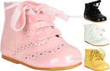 Chaussures large zip pour fille de 2 à 16 ans
