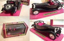 SOLIDO - AGE D'OR - BUGATTI ROYALE 1930 - SCALA 1/43 - MADE IN FRANCE