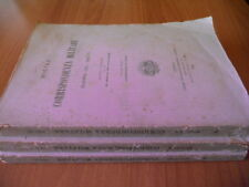 Moltke CORRISPONDENZA MILITARE Guerra del 1870-71 tre volumi U.T.E.T. 1902-1904