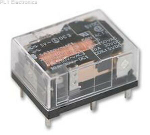 OMRON ELECTRONIC COMPONENTS - G6CU-1117P-US 12DC - RELAY, LATCH, SPST-NO, 10A, 1