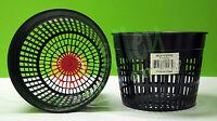 "1, 3, 5, 10, 25 pcs: 6"" inch NET POT Basket Cup Hydroponics Hydrofarm HG6NETPOT"