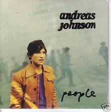ANDREAS JOHNSON People WWD MIX & UNRELEASE GERMANY CD