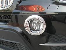 New Chrome Front Fog Light Trim Cover for BMW X5 E70  2011 2012 2013