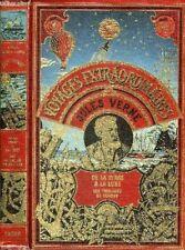 Jules Verne De la Terre a la Lune - Les Forceurs de Blocus