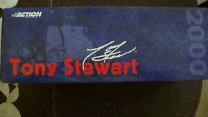 Tony Stewart #19 Turkey Night 2000 Midget Sprint Car Action Extreme 1:24 Scale