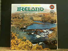 PEG AND BOBBY CLANCY  Songs From Ireland   LP   Folk  Lovely copy !