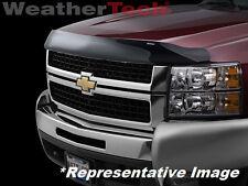 WeatherTech Stone & Bug Deflector Hood Shield for Silverado 2500/3500 2015-2019