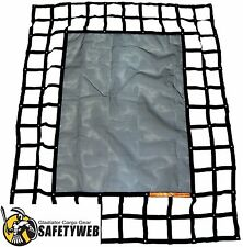 SafetyWeb Cargo Net - Medium (MSW-100) | By Gladiator Cargo Gear