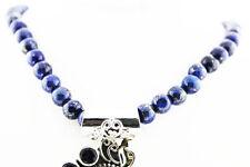 Item #1250  TLV Lapis Lazuli (Ovl 12.25 Ct.) Catalina Lolite, Rose De France Ame