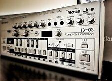 Roland TB-303 Open Box 💥👉 DOUBLE MINT 🎵🎶🎛👏👏👏🖐✌🤯🎵🎶💥