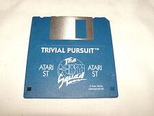 Trivial Pursuit  - The Hit Squad forthe Atari St