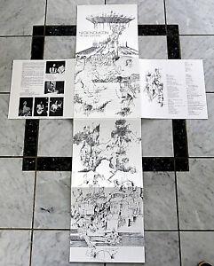 Necronomicon Tips zum Selbstmord Vinyl LP Original 1972 Bestprehodi