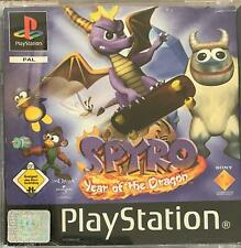 PS1 Spyro Year of the Dragon OVP Sony Playstation 1 BESTSELLER