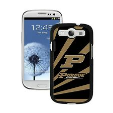Purdue Boilermakers Samsung Galaxy 3 Hard Cell Phone Case/Cover - Licensed