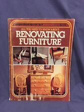 All you need to know about Renovating Furniture Golden Hands Special #8