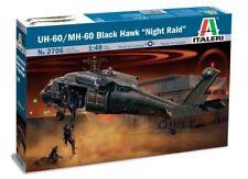 UH-60/MH-60 Black Hawk Night Raid-AIRCRAFT 1/48 - Italeri 2706