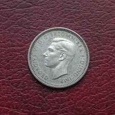 More details for george vi 1941 maundy silver fourpence