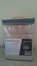 NEW Bamboo Essence Ashley Taylor Ultra  2000 Series 6 Piece QUEEN SET-   BEIGE
