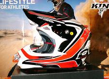 O Neal cross casque 8 series Race Enduro XL HONDA HUSQVARNA CR-F NOUVEAU Fly Thor Fox