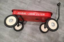 Rare Vintage Radio High Low Flyer Full Size Wagon Model 95 KD VGC