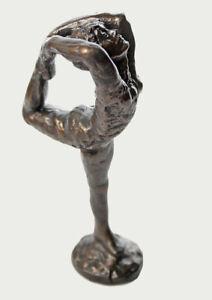 """RODIN Modern Dance ~Mouvement de Danse A~ Resin Sculpture 9"""""""