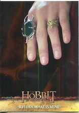The Hobbit Desolation Of Smaug Parallel Foil Base Card #14