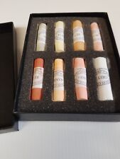 Unison soft pastels. 8pc Set Portraiture Colours.