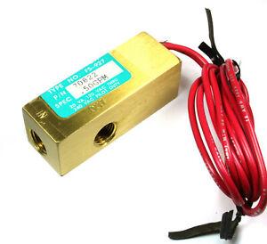 "GEMS 70822 Brass Flow Sensor N.O. FS-927 Series, 0.5gpm, 1/4"" FNPT SPST"