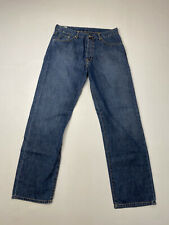 LACOSTE STRAIGHT Jeans - W34 L32 - Blue - Great Condition - Men's