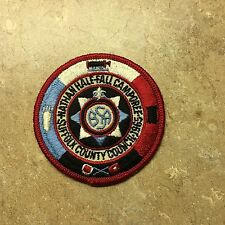 NATHAN HALE-FALL CAMPOREE 1965 SUFFOLK COUNTY COUNCIL BSA Patch