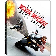 Mission impossible steelbook auchan  bluray limitée à 2000 exemplaires