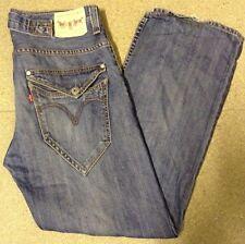 Levi 503 Loose Straight Leg Jeans W32-L30 Ref L400