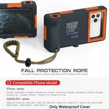 Universal Phone Waterproof Case Underwater Diving Camera 11 Cover Pro Fo J7T9