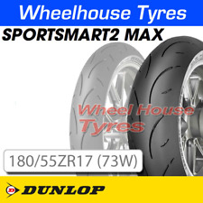 Dunlop Sportsmart 2 Max 180/55ZR17 (73W) TL Rear