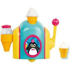 Tomy Toomies Foam Ice Cone Factory, Baby Bath Toy - Bubble Making - 18 Months